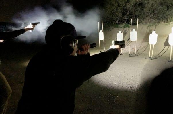 Night Shooting C2 Tactical