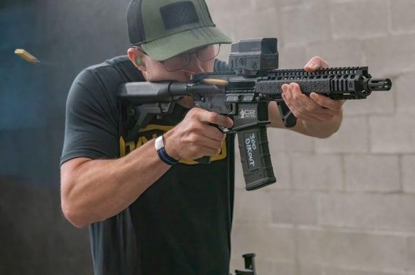 AR-15 Shooting Range | C2 Tactical