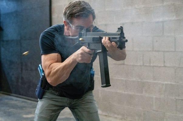 Man Firing UMP | C2 Tactical