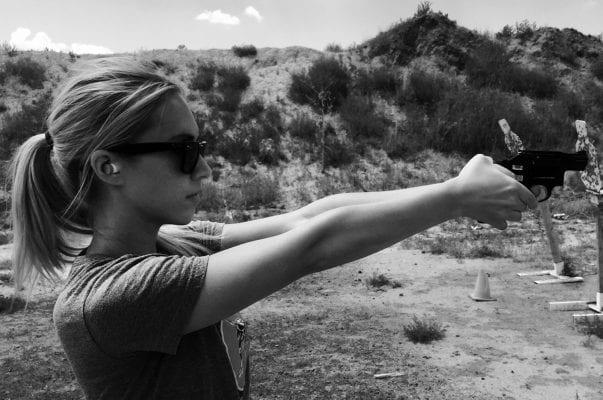 Ladies Defense Pistol