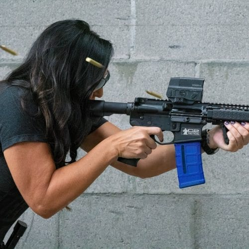 C2 Tactical | Female Shooter